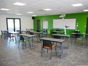 Tables de cours chez Espace Bretagne Formation